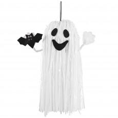 Halloween Fringe Friends Ghost Fabric Prop Misc Decoration