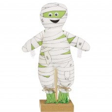 Halloween Mummy Mini Prop Misc Decoration