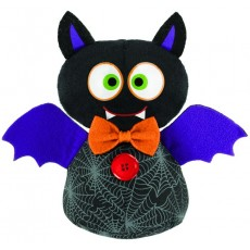 Halloween Roly Poly Friendly Bat Misc Decoration