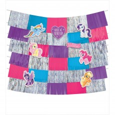 My Little Pony Friendship Adventures Deluxe Backdrop Decorating Kits