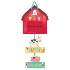 Barnyard Party Supplies - Photo Prop Personalise It Sign