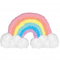 Magical Rainbow Party Decorations - Mini Rainbow