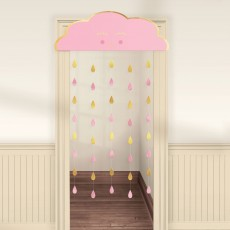 Oh Baby Girl Door Decoration