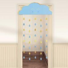 Oh Baby Boy Door Decoration 98cm x 1.92m