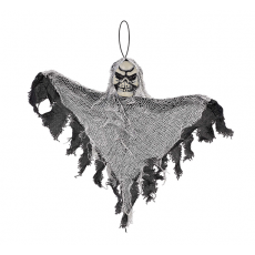 Halloween Party Supplies - Hanging Decoration Small Black Reaper Prop