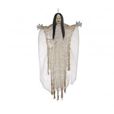 Halloween Creepy Girl Hanging Decoration