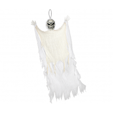 Halloween Large White Reaper Prop Hanging Decoration
