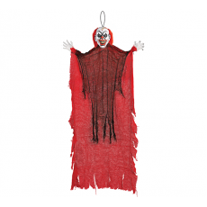 Halloween Scary Clown Hanging Decoration