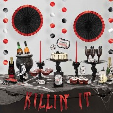 Halloween Dark Manor Bar Decorating Kit