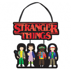 Halloween Stranger Things Mini Hanging Decoration