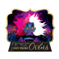 Disney Villains Mini Standing Misc Decoration