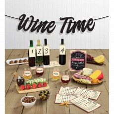 Decorating Kit Wine Party Decorations -