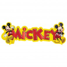 Mickey Mouse Party Decorations - Centrepiece Forever