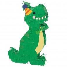 Dinosaur Party Decorations - Dino-Mite Mini Pinata Decoration