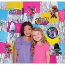 Trolls World Tour Backdrop Decorating Kits