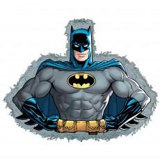 Batman Party Decorations - Heroes Unite Mini Pinata