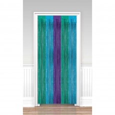 Sparkling Sapphire Door Decoration