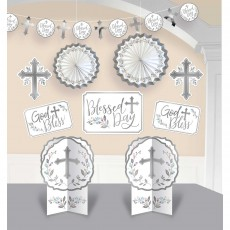 First Communion Party Decorations - Decorating Kits Holy Day Room