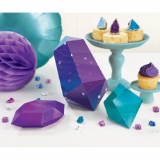 Sparkling Sapphire 3D Table Decorating Kits