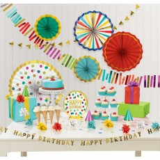 Dots Happy  Room Decorating Kits