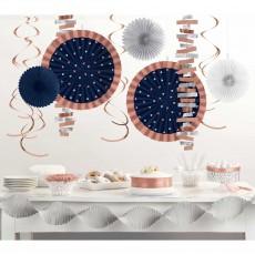 Wedding Party Decorations - Decorating Kits Navy Wedding Room