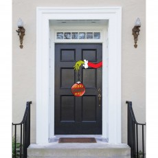 Dr Seuss Party Decorations - Door Decoration The Grinch Tradition