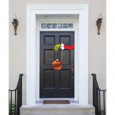 Dr Seuss The Grinch Door Decoration