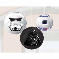 Star Wars Party Decorations - Lanterns Galaxy
