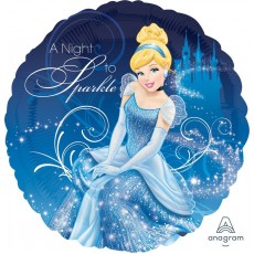 Disney Princess Standard XL Cinderella Foil Balloon