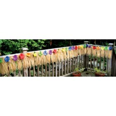 Hawaiian Luau Deck Fringe Misc Decoration