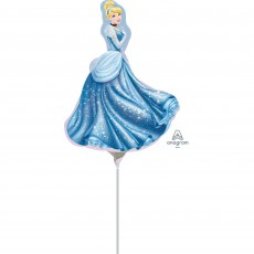 Disney Princess Cinderella Mini Shaped Balloon