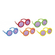 Multi Colour Solid Colour Glasses Head Accessories