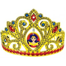 Super Hero Girls Electroplated Tiara