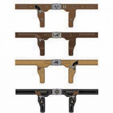 Cowboy Party Decorations Printed Belts
