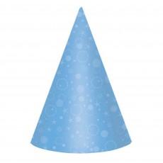 Multi Colour Bright ed Cone Party Hats