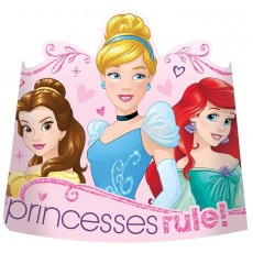 Disney Princess Dream Big Paper Tiaras