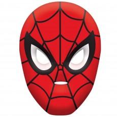 Spider-Man Webbed Wonder Vac Form Party Mask
