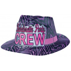 Bling Bachelorette Party Crew Party Hat