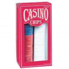 Casino Night Place Your Bets Poker Chips Party Games