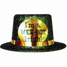 St Patrick's day Party Supplies - Hat