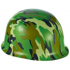 Camouflage Vac Form Hat Head Accessorie