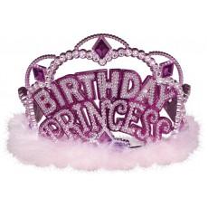 Princess Party Supplies - Tiara Marabou