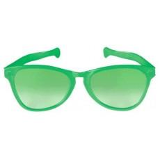 Green Jumbo Glasses Head Accessorie