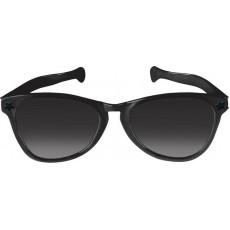 Black Party Supplies - Jumbo Glasses