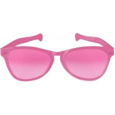 Pink Jumbo Glasses Head Accessorie