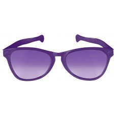 Purple Jumbo Glasses Costume Accessorie