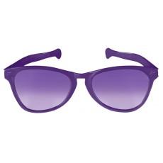Purple Party Supplies - Jumbo Glasses