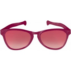 State of Origin Burgundy Jumbo Glasses Head Accessorie