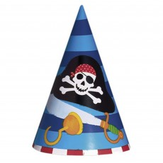 Pirate's Treasure Pirate Party Paper Party Hats