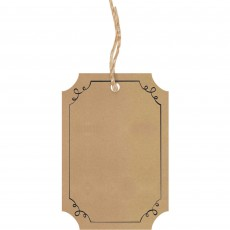 Kraft Paper Tags Misc Accessories
